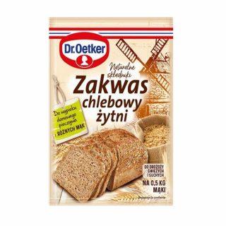 zakwas chlebowy zytni