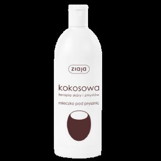 ziaja kokosowe mleczko prysznic