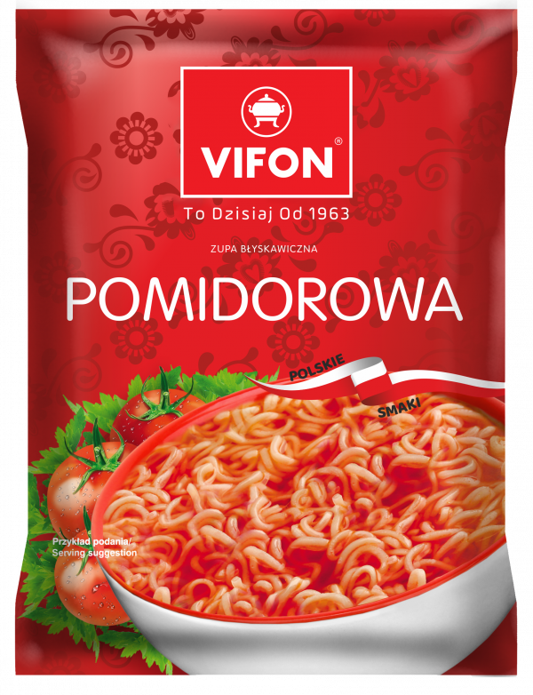 zupka chińska vifon pomidorowa prima