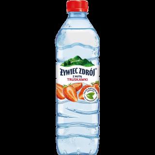 zywiec woda truskawka