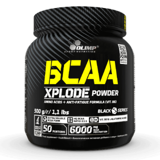 bcaa xplode powder 500 g