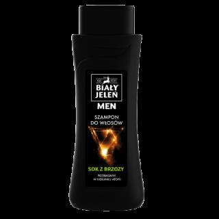 bialy jelen szampon