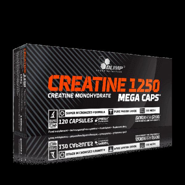 creatine mega caps 120