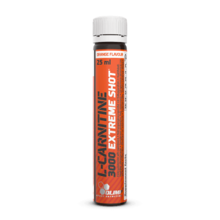l carnitine 3000 extreme shot 25 ml ampoule