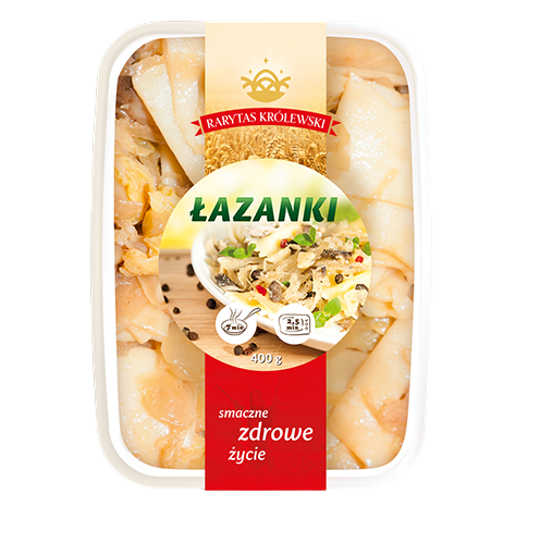 lazanki gastronom