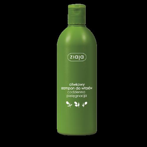 ziaja oliwkowy szampon