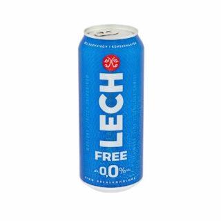 lech free niebieski