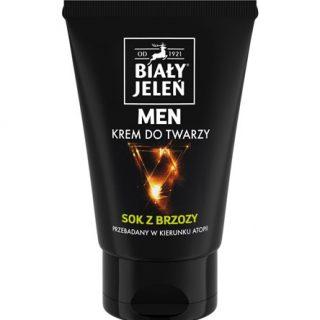 BIALY JELEN FOR MEN Krem do twarzy regeneracja 75ml