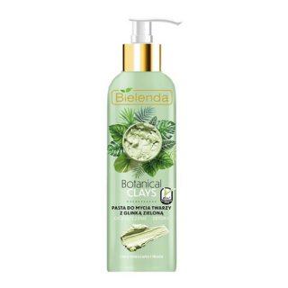 BOTANICAL CLAYS Weganska pasta do mycia twarzy z glinka zielona 190 g