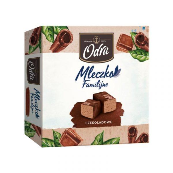 Odra mleczko czekoladowe ptasie mleczko