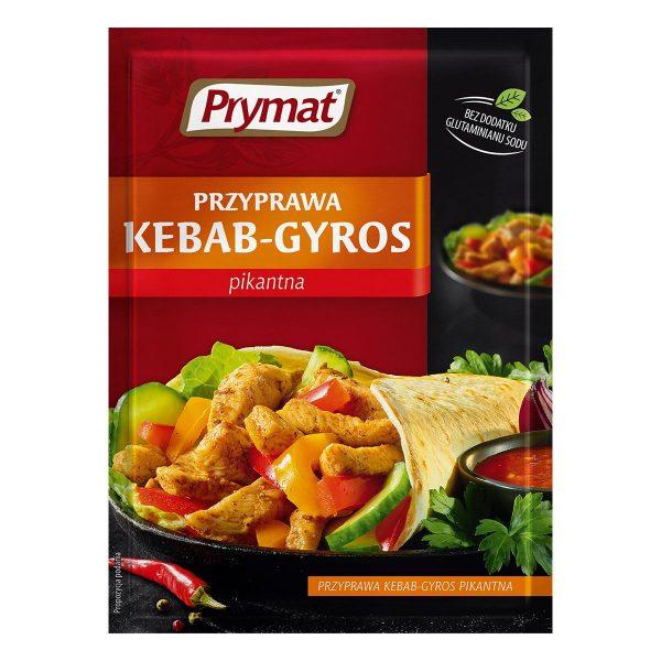 Prymat przyprawa kebab Gyros pikantny