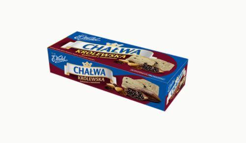 chalwa krolewska wedel kakaowa