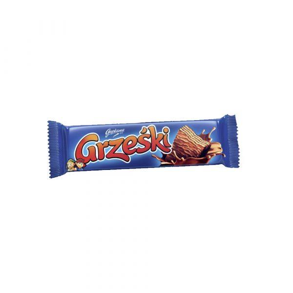grzeski czekoladowe