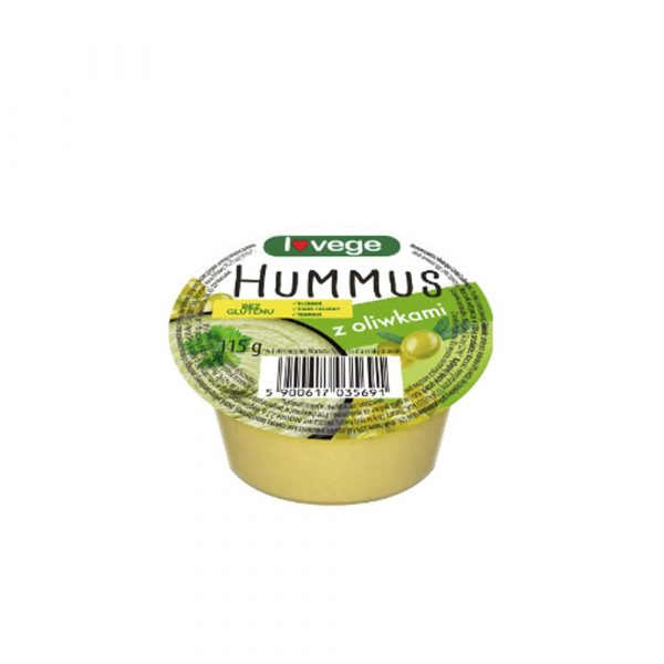 i love hummus z oliwkami