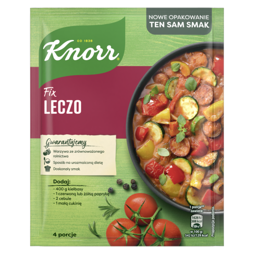knorr leczo