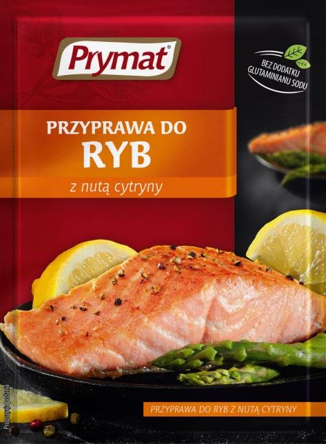 prymat przyprawa do ryb z nuta cytryny