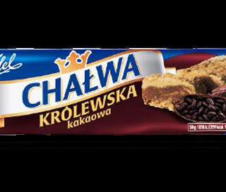 wedel chalwa krolewska kakaowa